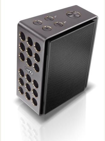 Portable Electrostatic Bluetooth Speaker / BenQ Corporation