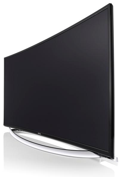 LED FHD曲面超絢彩黑湛屏大型液晶顯示器 / 明基電通股份有限公司