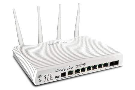 Vigor2860LTE Combo WAN Router / DrayTek Corporation