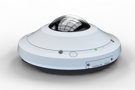 5 Megapixel 360° Outdoor Fixed Dome Network  / D-Link Corporation