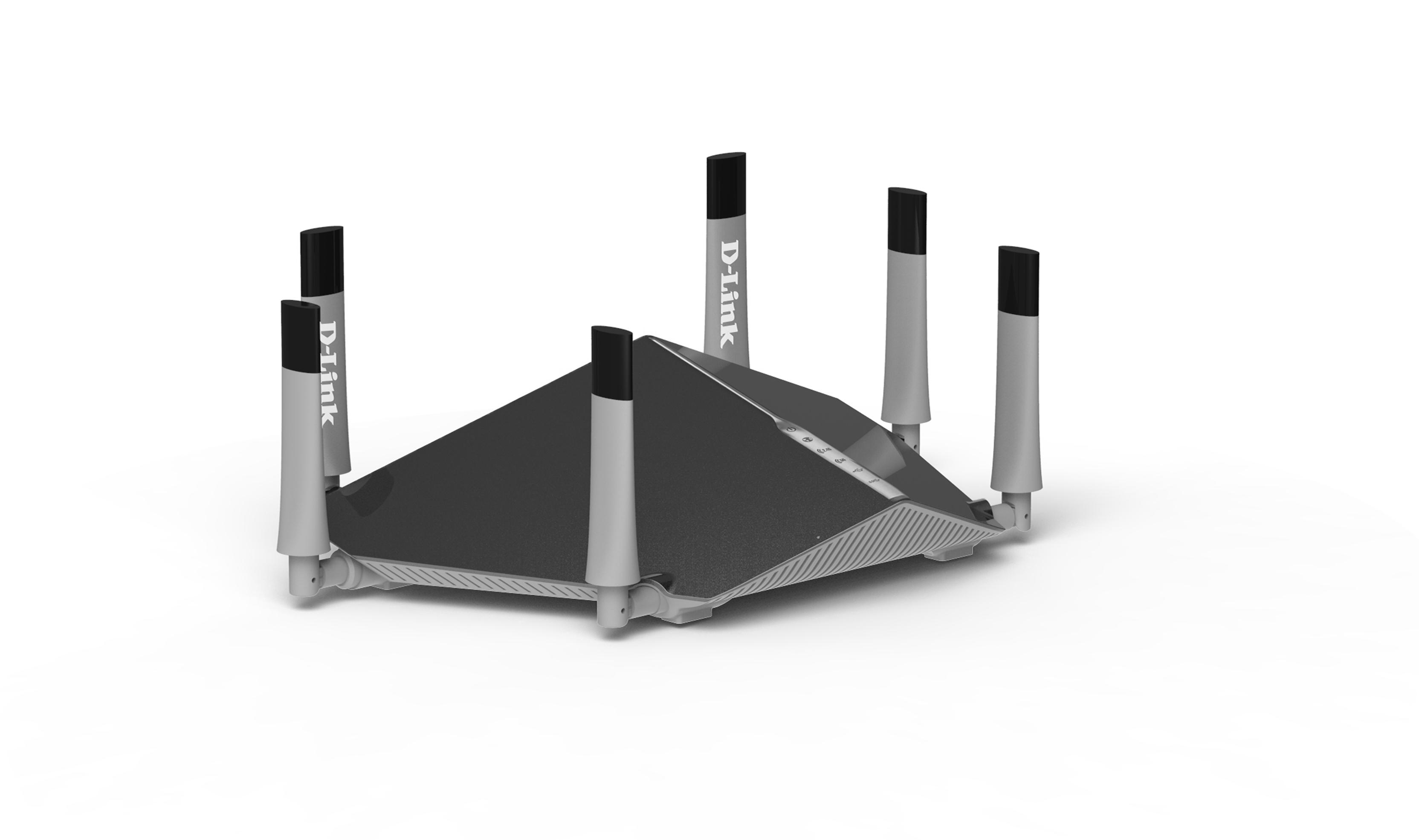 Wireless AC3200 雙頻Gigabit無線路由器
