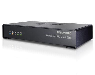 影音串流伺服器AVerCaster HD Duet Plus / 圓剛科技股份有限公司