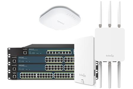 EWS 無線網路系統控制管理方案 / 神準科技股份有限公司