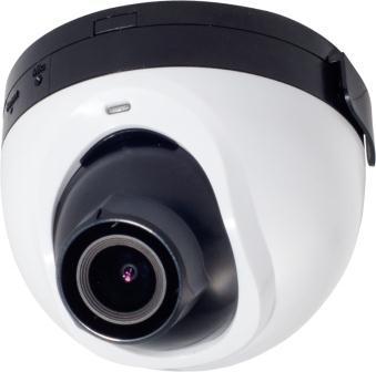 200萬畫素超迷你固定式半球型網路攝影機 / 晶睿通訊股份有限公司