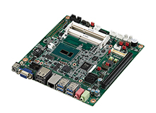 Low Power, High Performance Computer on Module with Mini-ITX Extended Temperature Application Board / Advantech Co., Ltd.