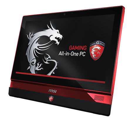 Gaming All-in-One PC / MICRO-STAR INTERNATIONAL CO.,LTD.