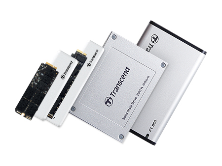 SSD Upgrade Kits for Mac / Transcend Information, Inc.