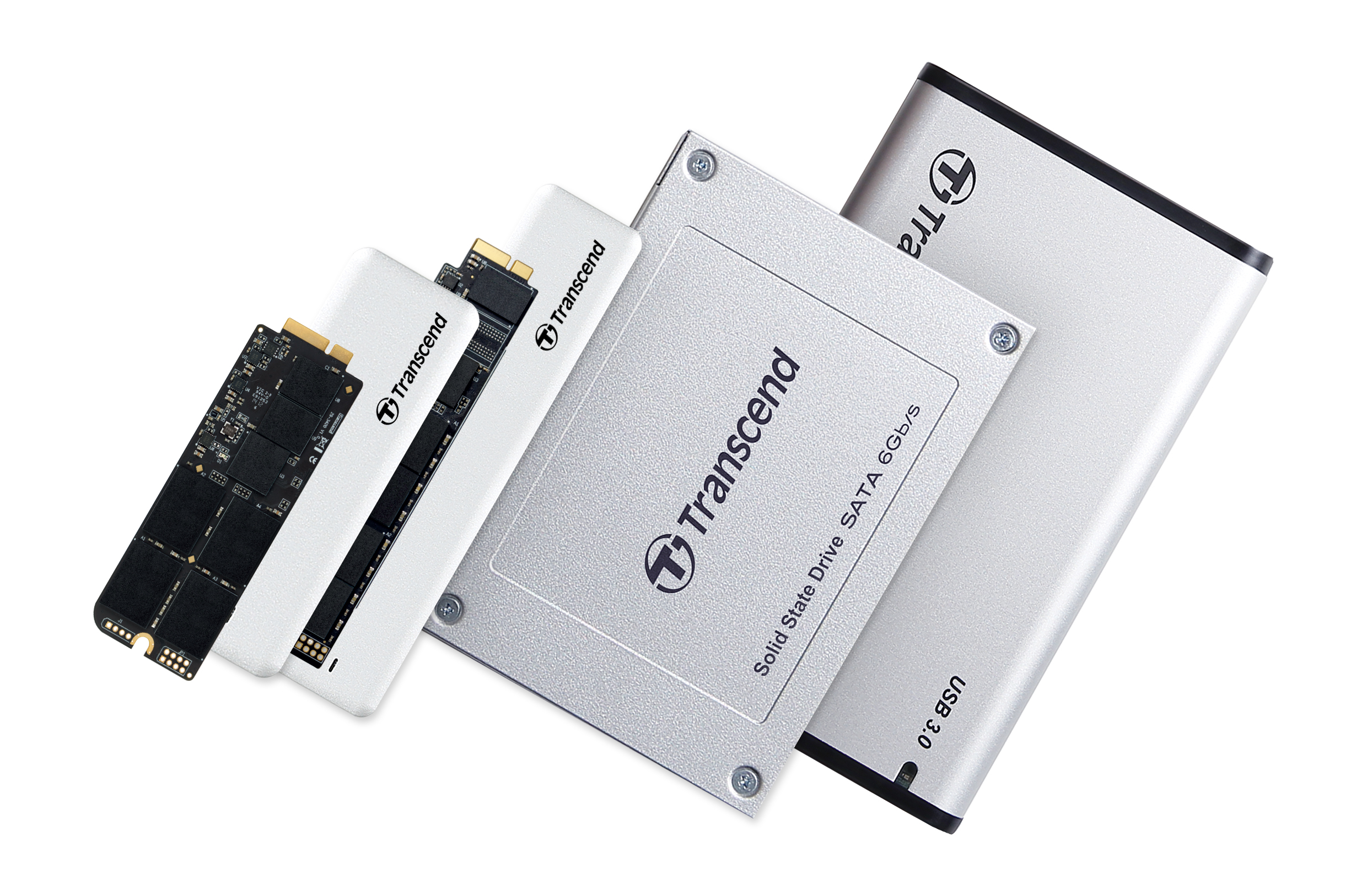 SSD Upgrade Kits for Mac