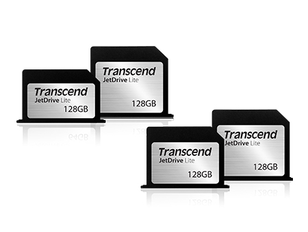 Expansion Cards for MacBook / Transcend Information, Inc.