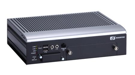 軌道交通專用-抗震、寬溫、無風扇嵌入式電腦平台 / 艾訊股份有限公司