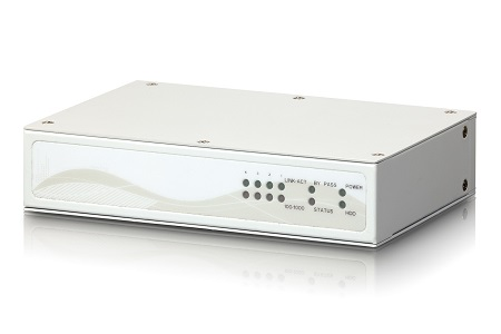 Desktop Network Appliance With 4 LAN Ports / AAEON Technology Inc.