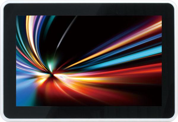 "10.1"" Ultra-slim Industrial grade P-CAP Panel PC / AAEON Technology Inc."