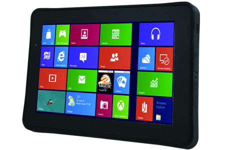 Rugged Tablet PC for Outdoor / AAEON Technology Inc.
