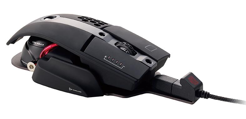 Level 10 M 雙操控模式電競滑鼠 / 曜越科技股份有限公司