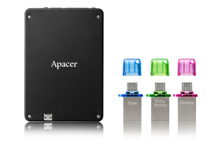 UrKey Technology SSD / Apacer Technology Inc.