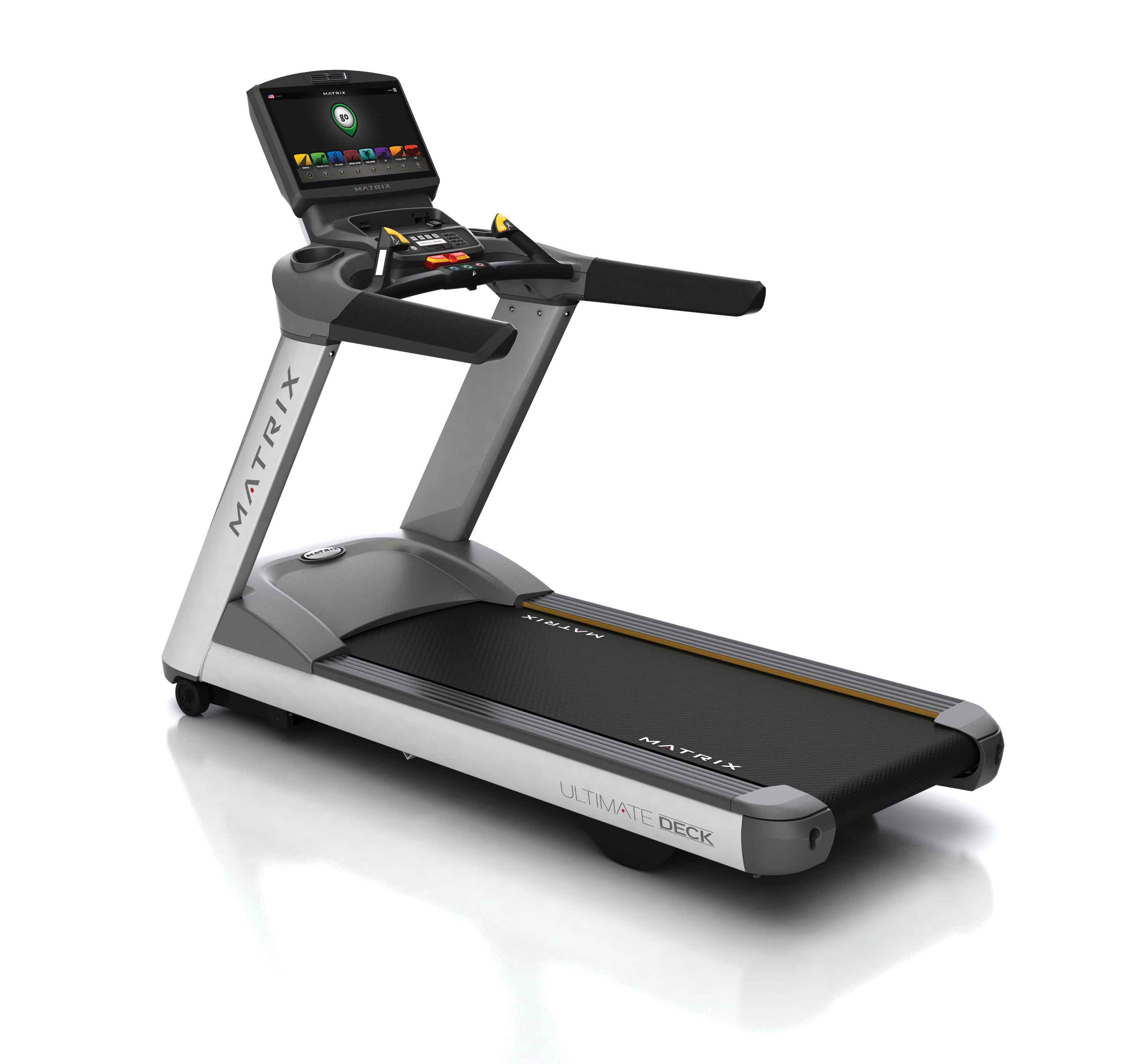 Matrix treadmill / Johnson Health Tech. Co., Ltd.