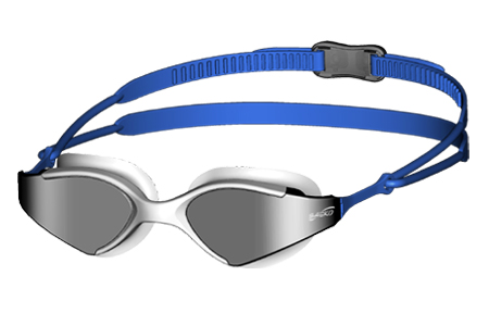 ERGONOMIC PANORAMA SWIMMING GOGGLES / First Rank Co., Ltd. (Saeko Sports Co., Ltd.)