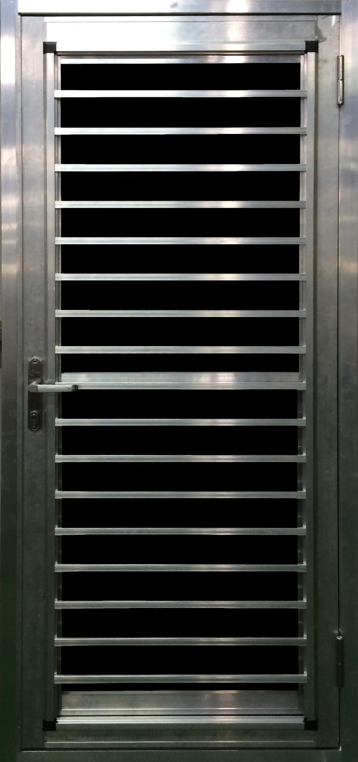 The Second Generation of 2-pane Ventilation Door / Taroko Door & Window Technologies, Inc.