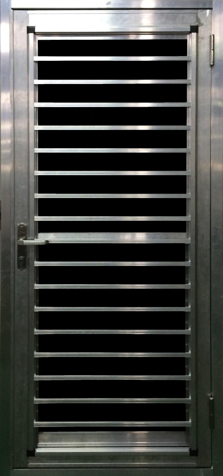 二代兩片式通風門 / 清展科技股份有限公司