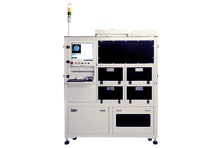 HIGH SPEED AUTO OPTICAL INSPECTION SYSTEM / Aurotek Corporation