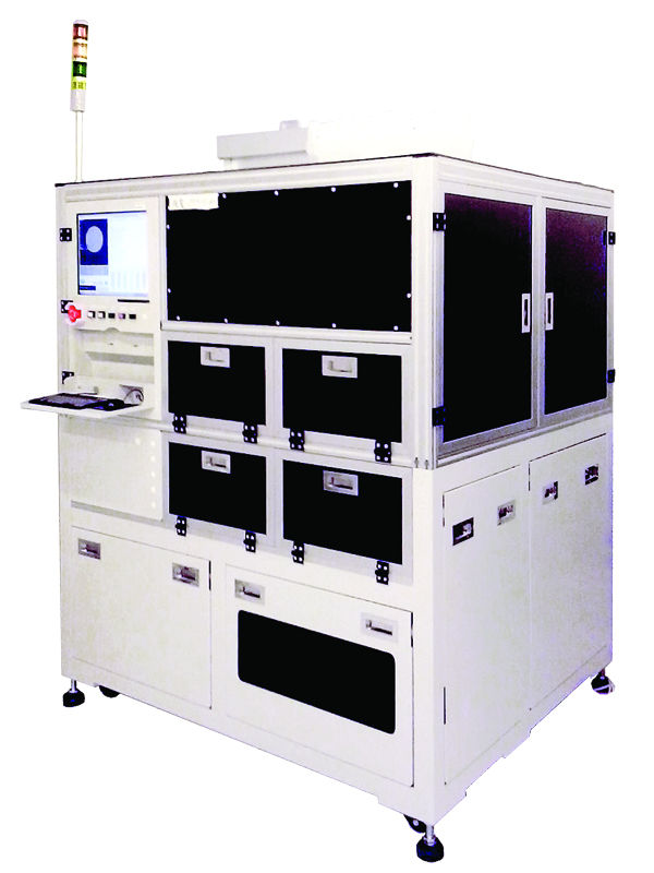 HIGH SPEED AUTO OPTICAL INSPECTION SYSTEM