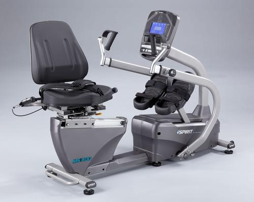 Biofeedback Rehabilitation Recumbent Stepper Ergometer / DYACO INTERNATIONAL INC.