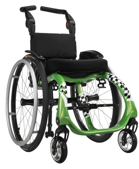 翱翔系列 兒童輪椅 / 台灣維順工業股份有限公司
