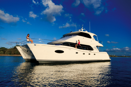 60 feet Luxury Yacht-PC60 / Horizon Yacht Co., Ltd.