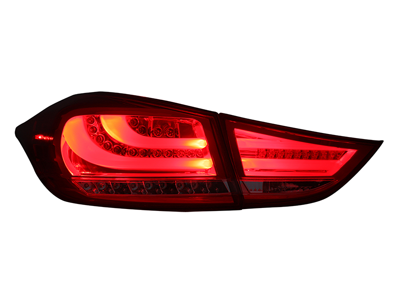 Aurora Wings -Tail light with Led light bar / Eagle Eyes Traffic Industrial Co., Ltd.