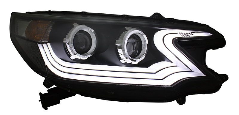 Chinese Dragon - Headlamp with Led light bar / Eagle Eyes Traffic Industrial Co., Ltd.