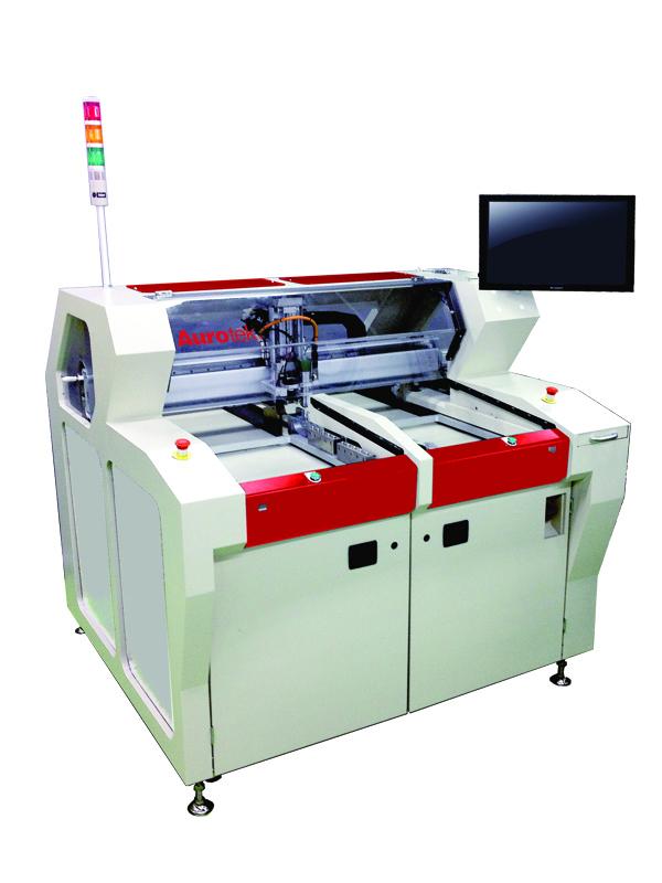 直立型PCB切割機