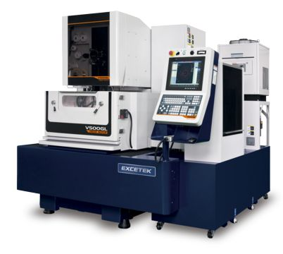 V500GL CNC Wire Cutting Machines / EXCETEK Technologies Co., Ltd.