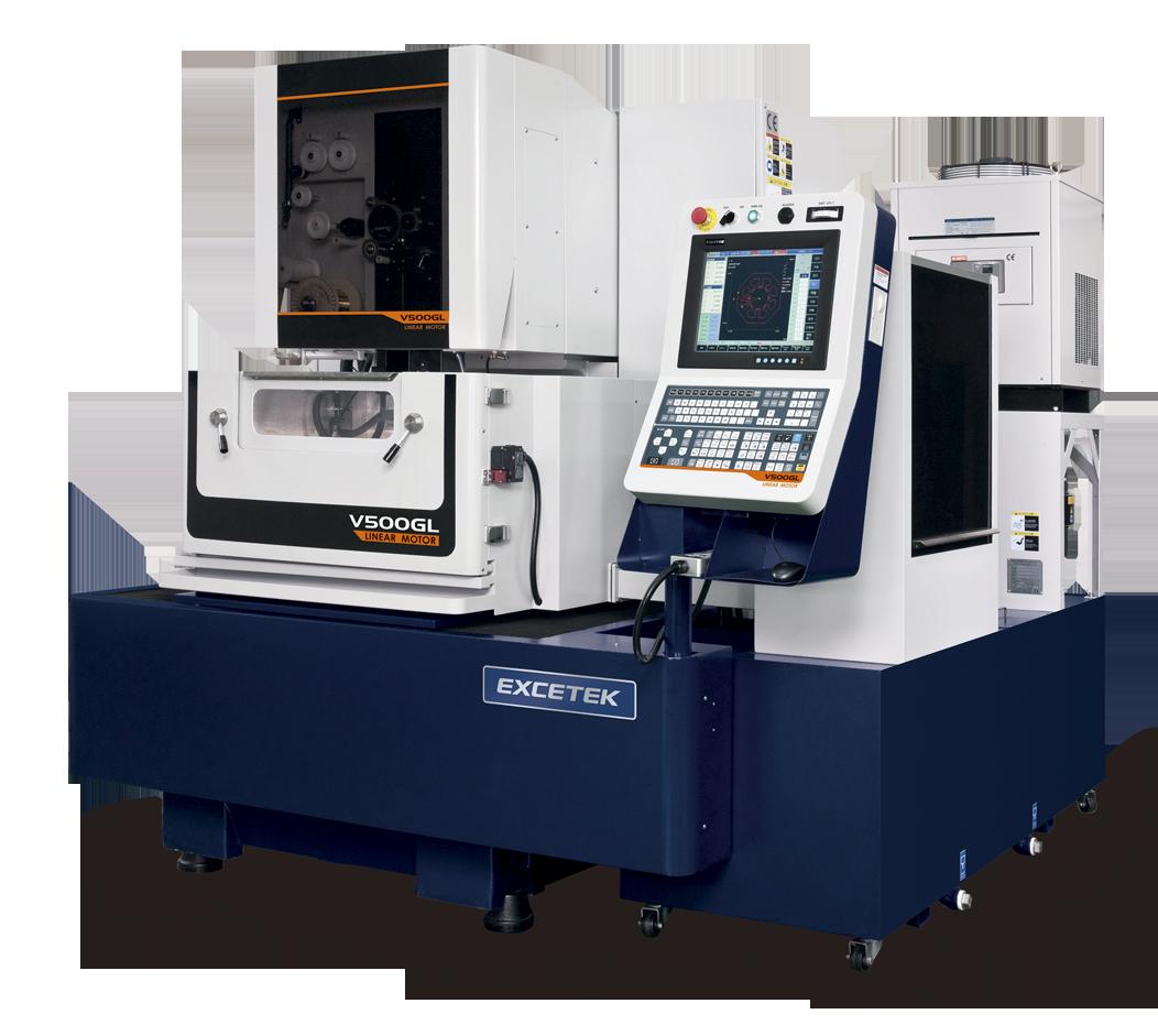 V500GL CNC Wire Cutting Machines