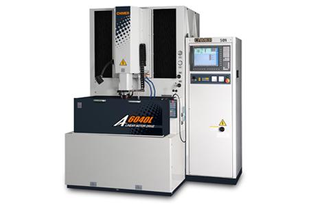 高性能三軸線馬驅動放電加工機 / 慶鴻機電工業股份有限公司