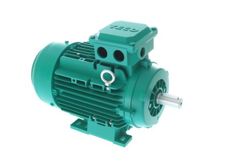 Pan-European aluminum Premium efficiency motors(IE3) / TECO ELECTRIC & MACHINERY CO., LTD.
