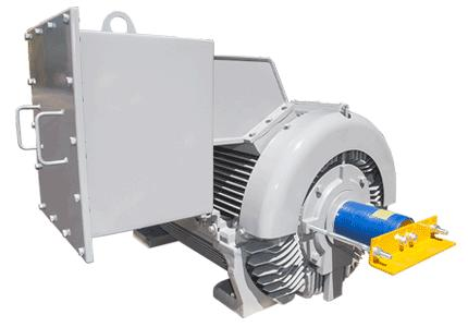 High Efficiency Keyless shaft Induction Motor / TECO ELECTRIC & MACHINERY CO., LTD.