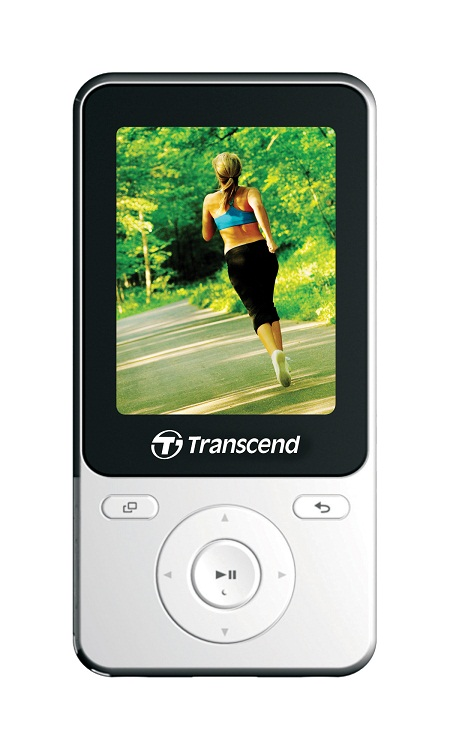 MP710 Digital Music Player / Transcend Information, Inc.