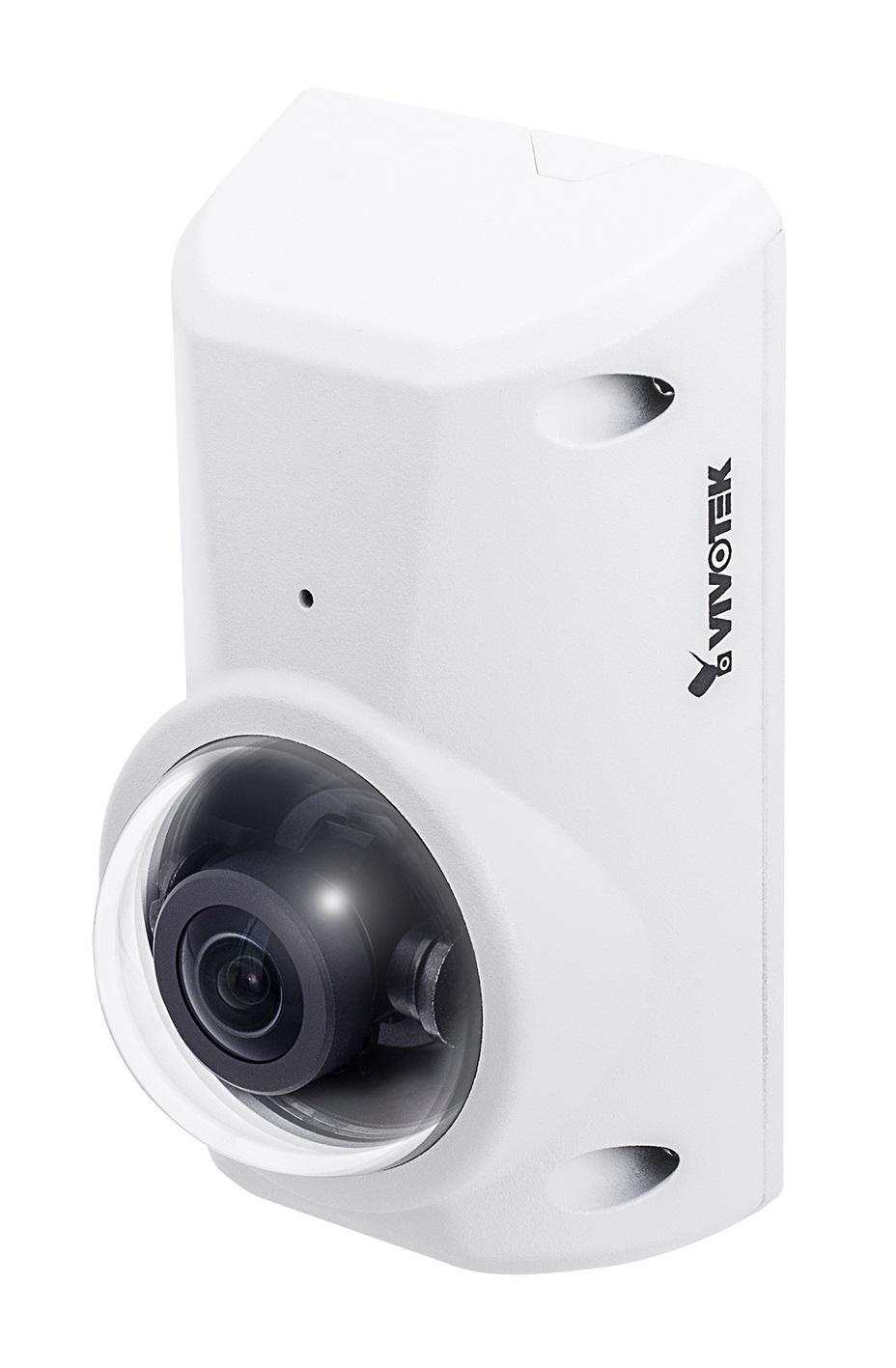300萬畫素防抓式魚眼網路攝影機