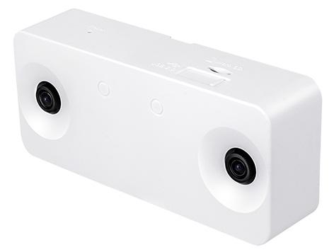 3D智慧型網路攝影機 / 晶睿通訊股份有限公司