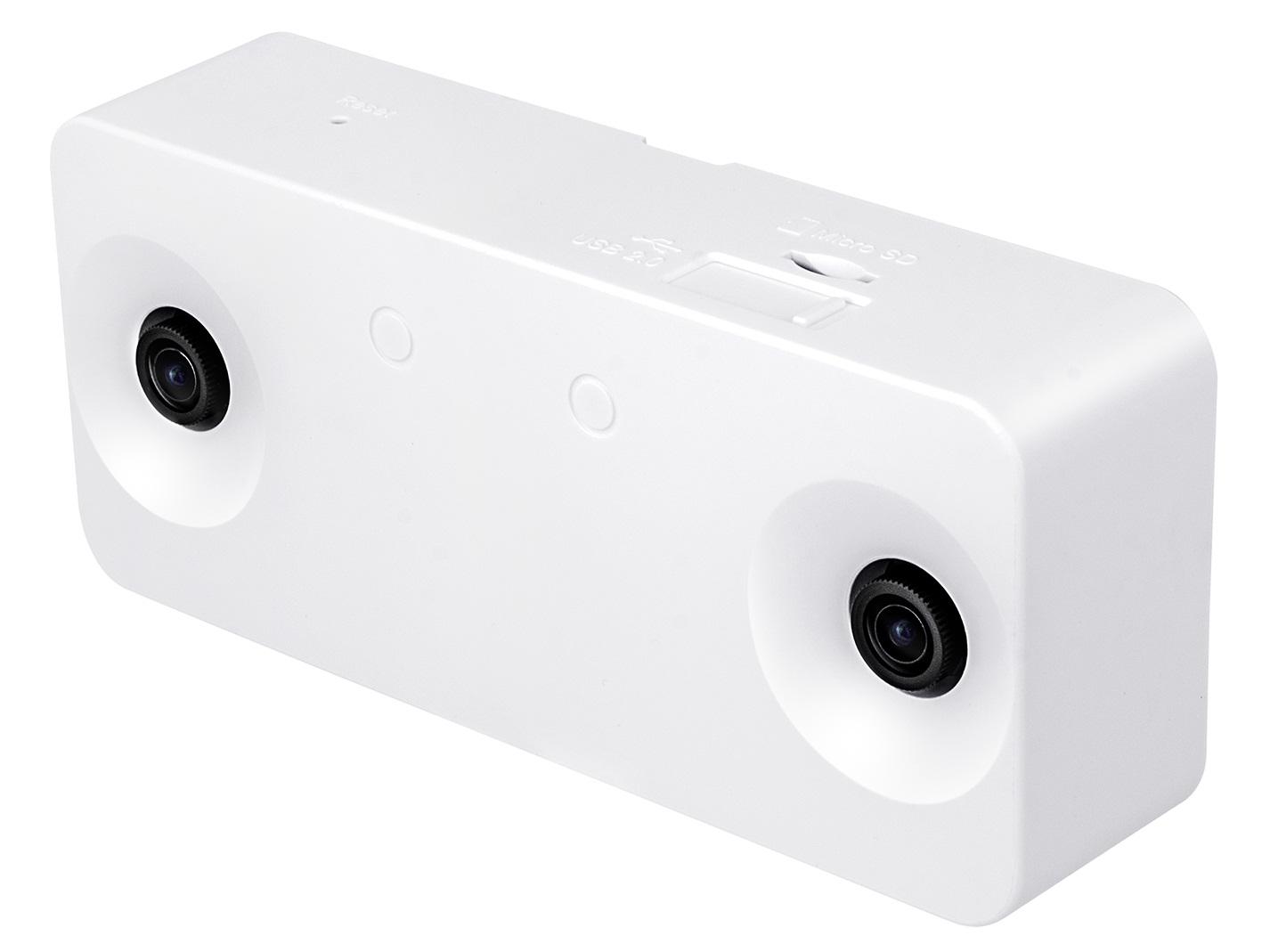 3D智慧型網路攝影機