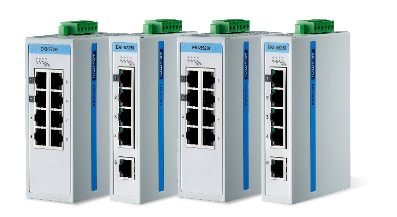 ProView Series Industrial Ethernet Switch / Advantech Co., Ltd.