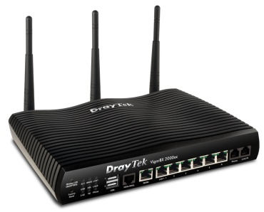 DrayTek VigorBX 2000ac series  Combo WAN Router with IPPBX / DrayTek Corporation