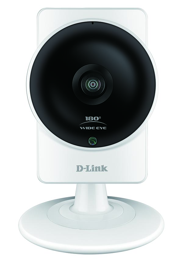 HD Ultra-Wide View Wi-Fi Camera