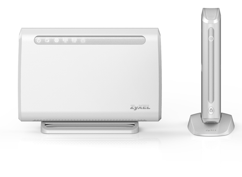 Simultaneous Dual-Band Wireless AC2200 Gigabit Router / Zyxel Communications Corporation