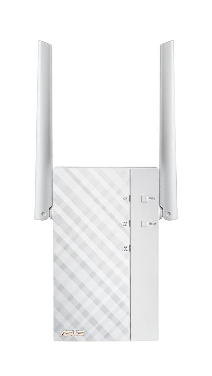 雙頻無線網路延伸器 / 華碩電腦股份有限公司