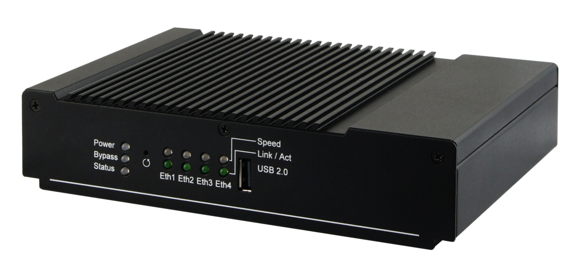 Reliable Fanless Network Communication System