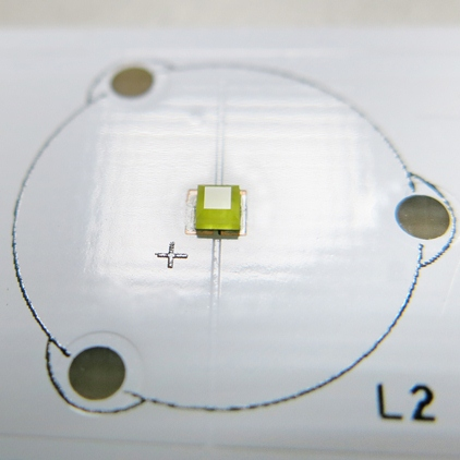 LED白光晶粒 / 晶元光電股份有限公司
