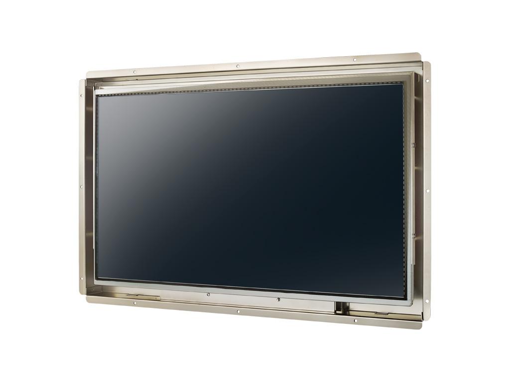 超輕薄開放式框架LED觸控顯示器 / 研華股份有限公司
