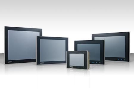 全平面精簡型工業觸控電腦 / 研華股份有限公司