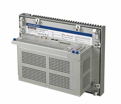 控制櫃用無風扇工業電腦 / 研華股份有限公司